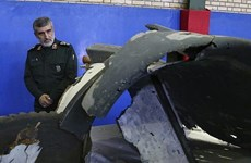 Iran công bố thêm thông tin vụ bắn hạ máy bay không người lái Mỹ