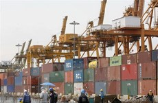 Kim ngạch xuất khẩu hàng hóa của Thái Lan giảm mạnh
