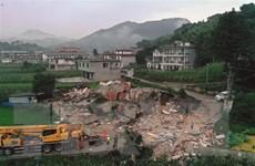 Trung Quốc: Tứ Xuyên tiếp tục có động đất mạnh, 16 người bị thương
