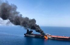 Anh và Iran chưa thu hẹp được bất đồng về căng thẳng Trung Đông