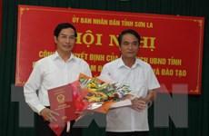 Sơn La bổ nhiệm Phó Giám đốc phụ trách Sở GĐ&ĐT tỉnh