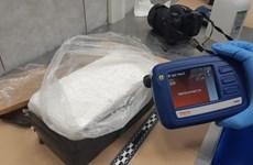 Hà Lan thu giữ lượng ma túy đá lớn nhất từ trước đến nay tại châu Âu