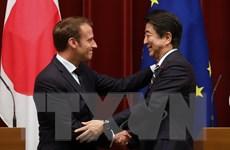 Nhật Bản, Pháp công bố lộ trình hợp tác 5 năm về nhiều vấn đề