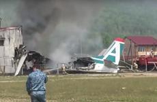 Hai người thiệt mạng trong sự cố máy bay hạ cánh khẩn cấp tại Nga