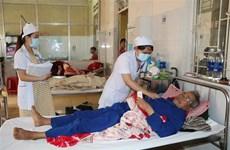 Bệnh nhân sốt xuất huyết có chiều hướng gia tăng tại Đà Nẵng