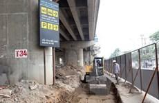 Hà Nội chậm giải ngân vốn đầu tư xây dựng 36 dự án trọng điểm