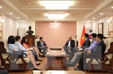 Việt-Hàn tăng hợp tác trong lĩnh vực du lịch, văn hóa và thể thao