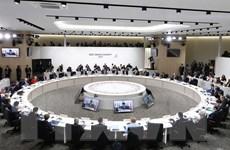 Thủ tướng Nhật Bản quan ngại sâu sắc về môi trường thương mại