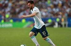Đội trưởng Messi không hài lòng với phong độ cá nhân tại Copa America