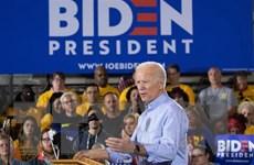 Bầu cử Mỹ: Ứng viên Joe Biden mất sự ủng hộ của người gây quỹ hàng đầu