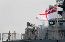 Anh tập trận hải quân quy mô lớn nhất tại Baltic trong hơn 100 năm
