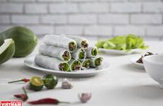 Phở cuốn Ngũ Xã - đặc trưng cho ẩm thực đất Hà Thành