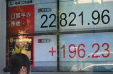 Giao dịch chứng khoán tại thị trường châu Á phần lớn tăng điểm
