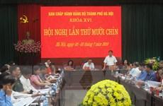 Hà Nội đẩy nhanh tiến độ giao đất dịch vụ và đấu giá