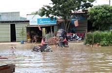 Kon Tum khắc phục tình trạng ngập cục bộ trên đường Hồ Chí Minh