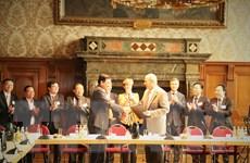 Tăng cường hợp tác giữa tỉnh Long An và thành phố Leipzig của Đức