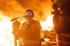 PEC: 38 nhà báo bị sát hại trên thế giới trong nửa đầu năm