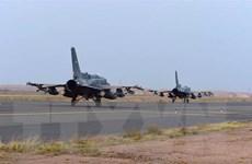Houthi dùng máy bay không người lái tấn công sân bay Saudi Arabia