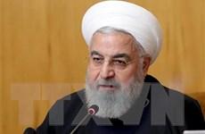 Tổng thống Iran: Lệnh trừng phạt của Mỹ là hành động khủng bố