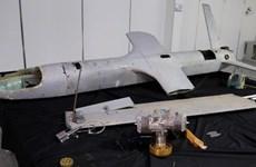Saudi Arabia đánh chặn máy bay không người lái chở bom của Houthi