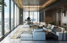 Căn hộ penthouse lớn và đắt giá nhất Singapore đã có chủ mới