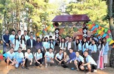 Sôi động trại Hè thanh niên-sinh viên Việt Nam toàn Ukraine 2019