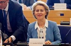 Ứng cử viên Chủ tịch EC trình bày kế hoạch cho châu Âu