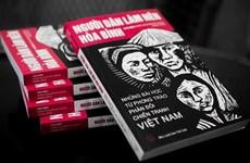 Ra mắt sách về bài học từ phong trào phản đối chiến tranh Việt Nam