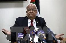 Palestine: Tổng Thư ký PLO chỉ trích Mỹ thiên vị đối với Israel