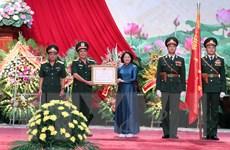 Tổng công ty 789 đón nhận Huân chương Lao động hạng Nhất