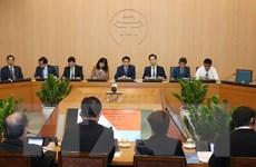 Doanh nghiệp Singapore tìm cơ hội hợp tác tại thủ đô Hà Nội