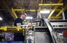 Kinh tế Mỹ tăng trưởng vừa phải dù quan ngại về xung đột thương mại