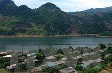 [Photo] Lưu giữ nét truyền thống của đồng bào Dao nơi ngã 3 sông Đà