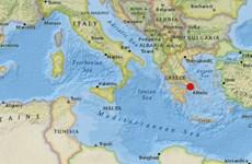 Thông tin liên lạc bị gián đoạn sau động đất 5,1 độ tại Hy Lạp