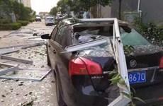 Vụ nổ nhà máy khí đốt Trung Quốc: Nhiều người bị thương và mất tích