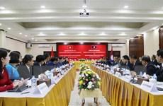 Tăng cường hợp tác giữa hai văn phòng chính phủ Việt Nam-Lào