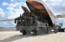 Mỹ hiện không xem xét trừng phạt Thổ Nhĩ Kỳ liên quan vụ S-400