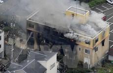 Nghi can đốt xưởng phim Kyoto Animation đang điều trị tâm thần