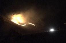 Máy bay chiến đấu Thổ Nhĩ Kỳ oanh tạc các cứ điểm ở miền Bắc Iraq