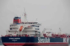 Anh cảnh báo Iran về các hậu quả sau vụ bắt giữ tàu chở dầu
