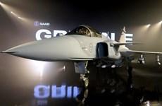 Thụy Điển-Anh hợp tác nghiên cứu phát triển máy bay chiến đấu