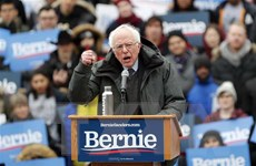 Bầu cử Mỹ: Ứng viên Sanders công bố kế hoạch về quyền nghỉ hưu an toàn