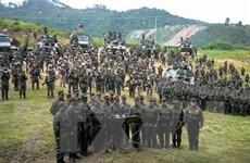 Bộ Tài chính Mỹ trừng phạt 4 sỹ quan tình báo quân đội Venezuela