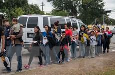 Mỹ bổ sung nhiều biện pháp đẩy nhanh tiến trình trục xuất người di cư