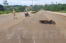 Bình Phước: 2 vụ tai nạn giao thông liên tiếp, hai người thương vong