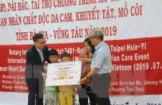 Hỗ trợ hơn 22.000 USD mổ tim cho các nạn nhân chất độc da cam