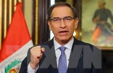 Tổng thống Peru đề nghị cắt ngắn hiệm kỳ, kêu gọi bầu cử trước hạn
