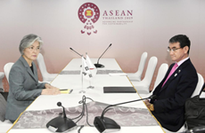 Ngoại trưởng Mỹ kêu gọi Nhật-Hàn tìm cách hạ nhiệt căng thẳng