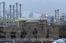 Mỹ gia hạn miễn trừng phạt với các dự án hạt nhân dân sự Iran