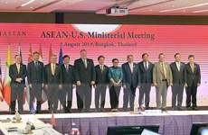 Quan hệ ASEAN-Mỹ đóng góp tích cực cho hòa bình, ổn định khu vực